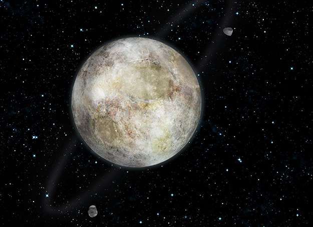 Pluto sweats, and 5 other things you didn't know about the ...