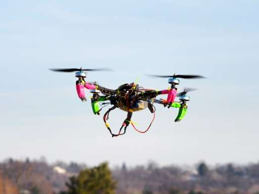 Rules released by the US Federal Aviation Administration require registration of small unmanned aircraft weighing more than 250