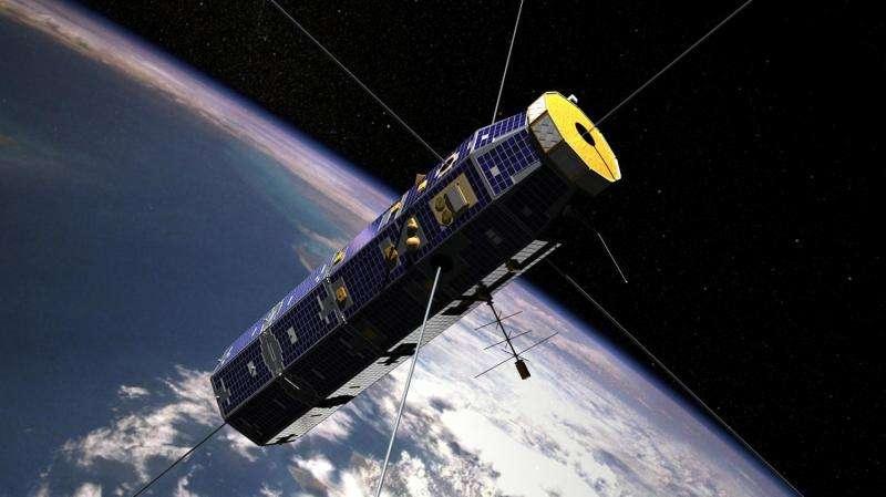 Satellite's last days improve orbital decay predictions