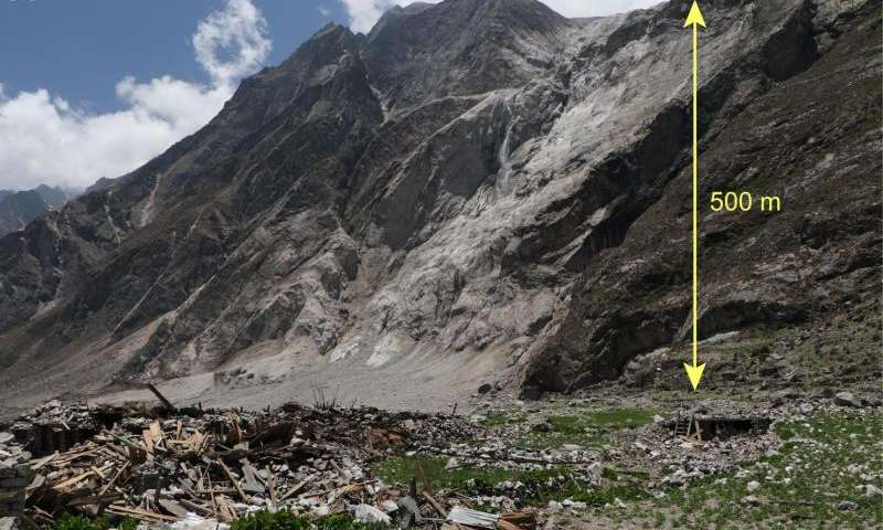 an essay on the damages caused by landslides Check out our top free essays on landslides to help you write your own essay earthquakes can trigger landslides and volcanoes that cause great damage and loss of.
