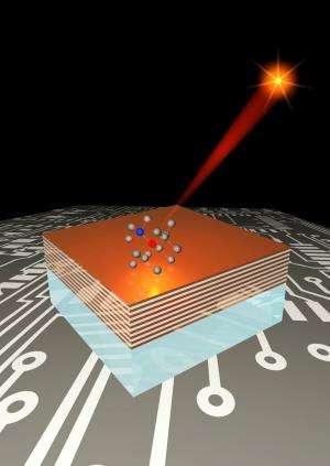 'Single-photon emission enhancement' seen as step toward quantum technologies