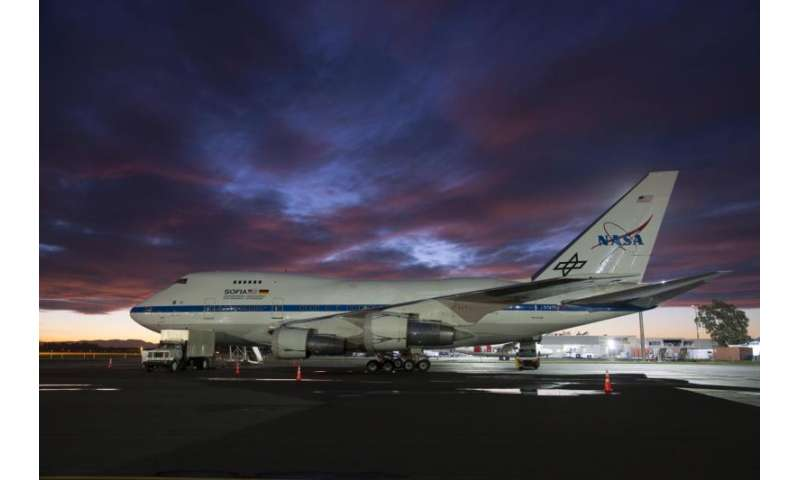 SOFIA completes busy year, highlights of 2015