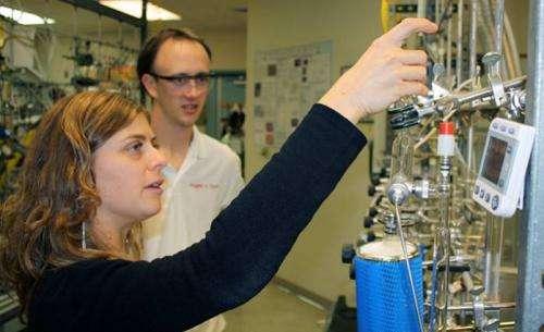 Solving carbon mysteries of the deep ocean