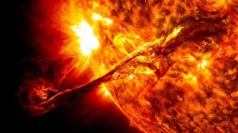 Sun experiences seasonal changes, new research finds
