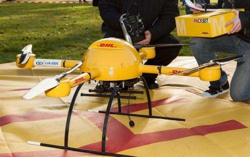 The delivery drones are coming, so rules and safety standards will be needed – fast