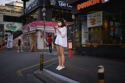 The Kakao messaging app has 48 million users globally, including 39 million in South Korea out of a total population of 51 milli