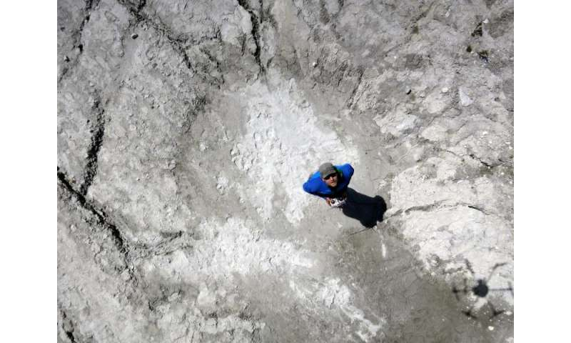 Three miles high: Using drones to study high-altitude glaciers