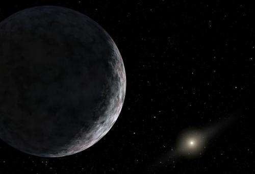 Trans-Neptunian objects suggest that there are more planets in the solar system
