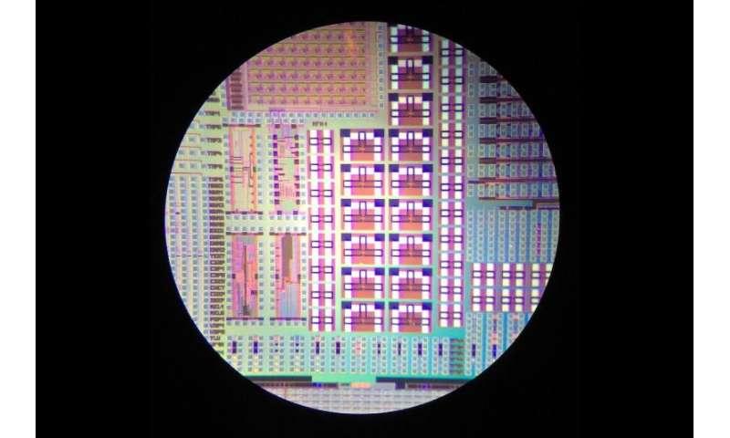 Ultra-sensitive sensor detects individual electrons