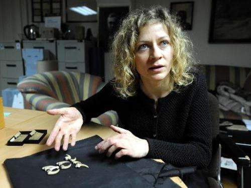 While reviewing eight, white-tailed eagle talons and an associated phalanx, anthropologist Davorka Radovcic, a curator at Croati