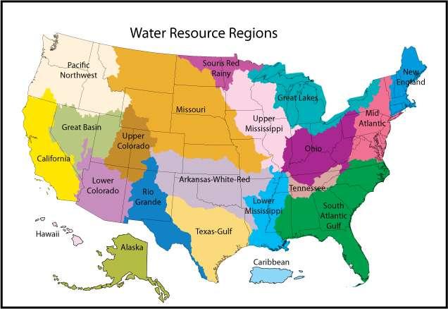 South Dakota Special Purpose Map Of City Population