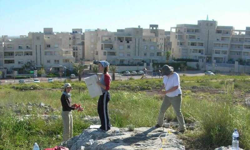 Ancient quarry proves human impact on landscape