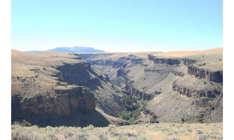 Ancient super-eruptions in Yellowstone Hotspot track 'significantly larger' than expected