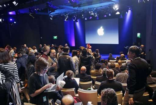 Apple starts a busy week with new iPhone launch