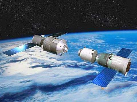 China plans space telescope that will dock with their space station
