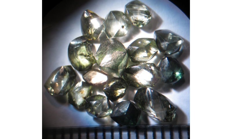 Diamonds used to 'probe' ancient Earth