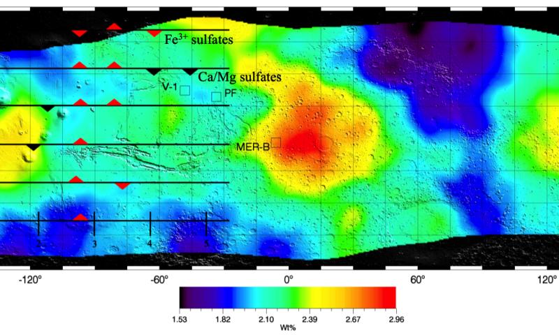 Digging deeper into Mars