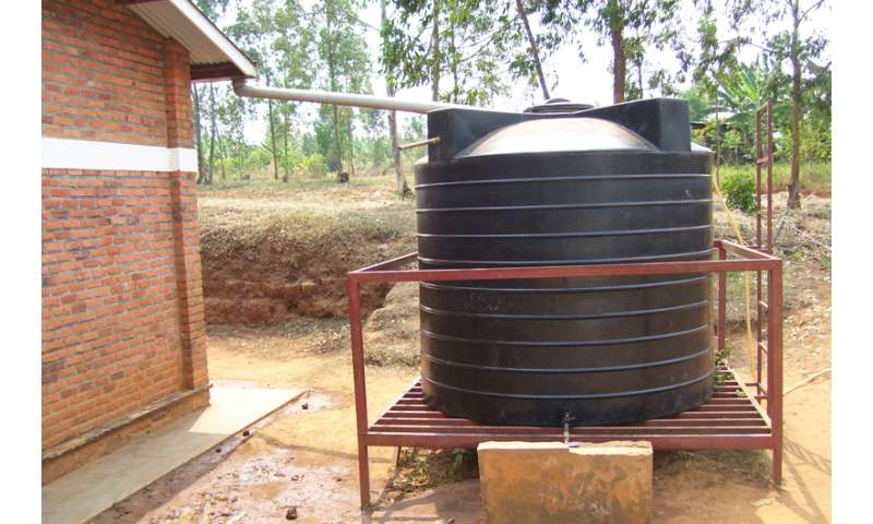 Down the drain: Here's why we should use rainwater to flush toilets