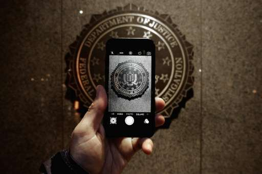 Federal Bureau of Investigation has started cracking Apple devices for other cases