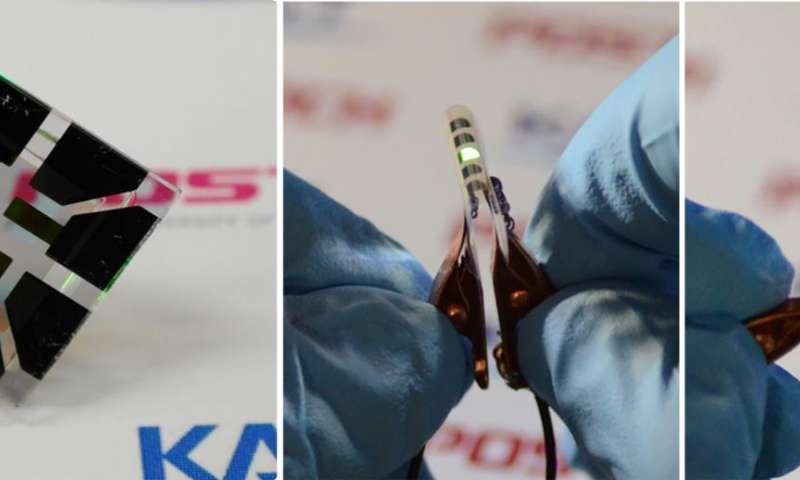 Graphene-Based Transparent Electrodes For Highly Efficient Flexible OLEDS (phys.org)