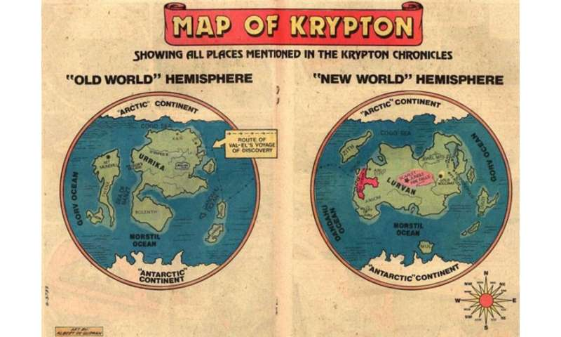 How astronomers could find the 'real' planet Krypton