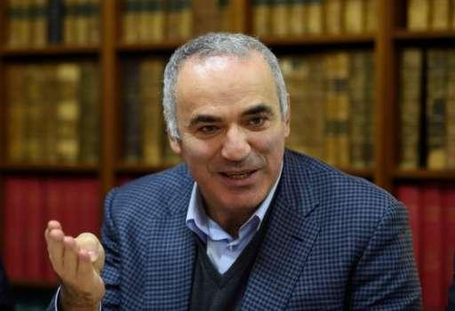 IBM's Deep Blue defeated Russian chess Grandmaster Garry Kasparov in 1997