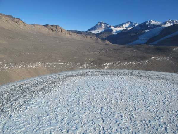 Microbial Mats Offer Clues To Life on Early Earth