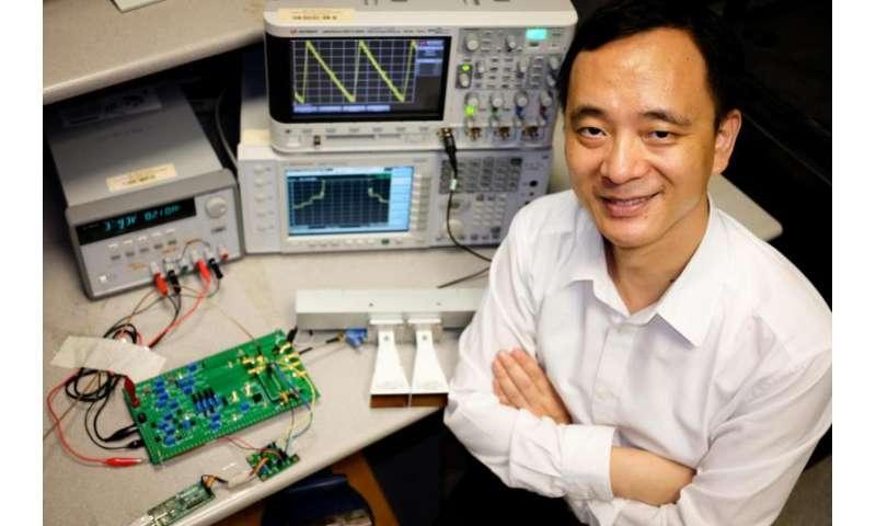 Microchip shrinks radar cameras to fit into a palm