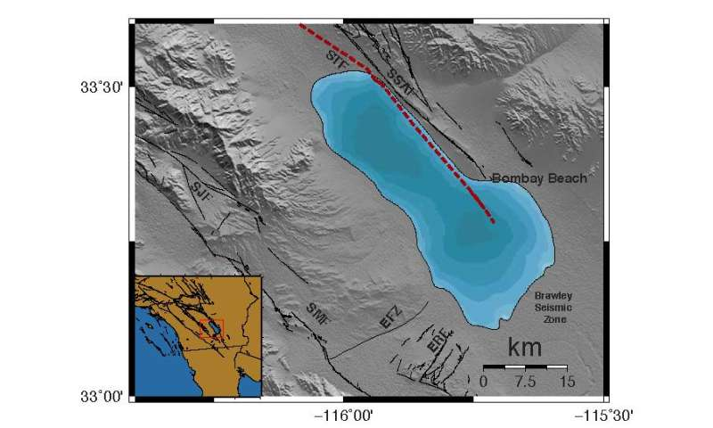 New fault discovered in earthquake-prone Southern California region