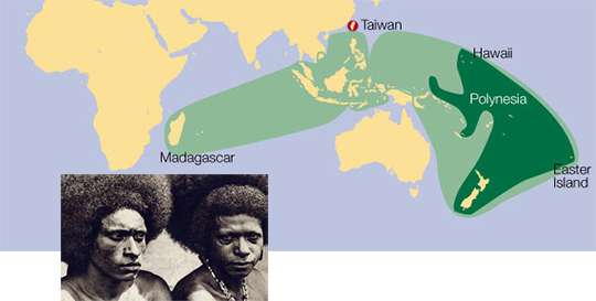 New research into the origins of the Austronesian languages