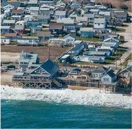 Ocean engineering students study impact of rising sea levels