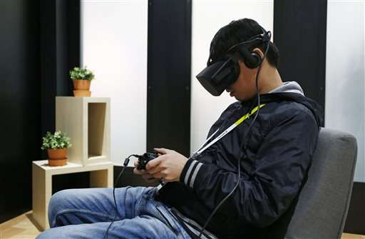 Oculus reacts to virtual reality privacy questions