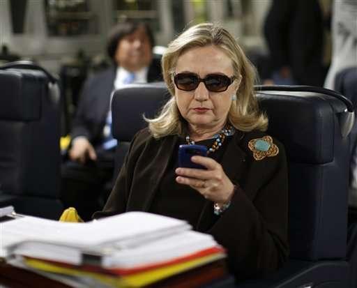 State Department declares 22 Clinton emails 'top secret' (Update)