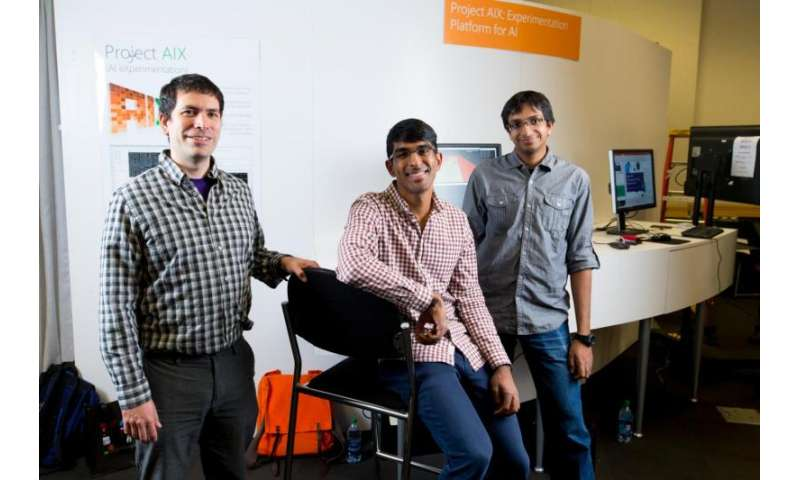 Using Minecraft to build more intelligent technology