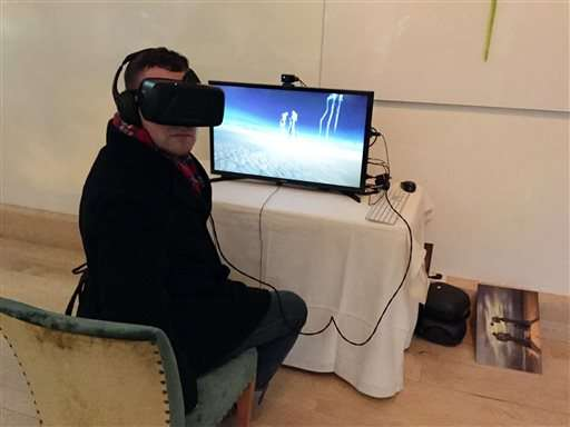 Virtual reality experience highlight of new Dali Museum show