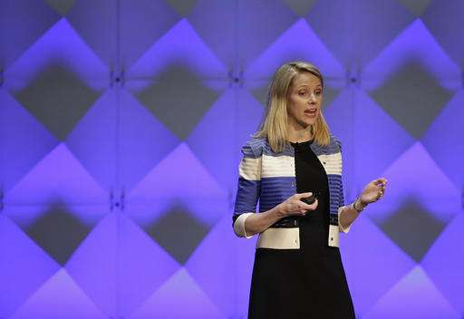 Yahoo CEO tries to reassure mobile partners amid turmoil