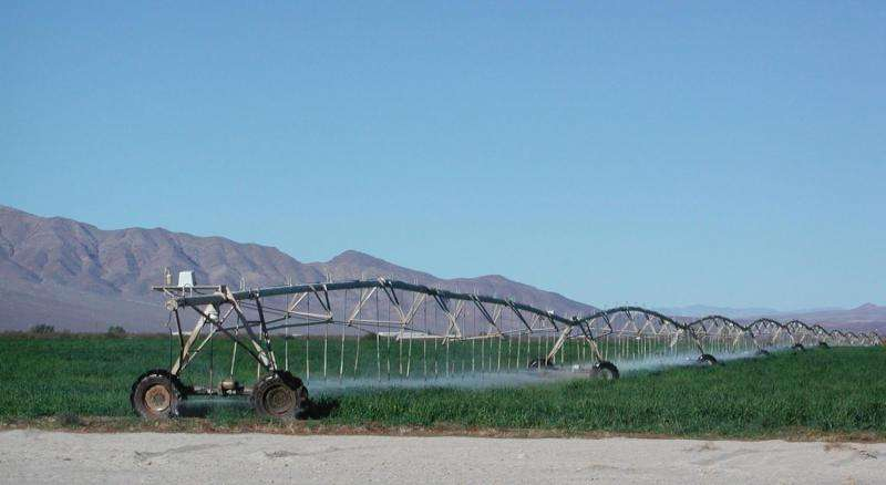How climate change will affect western groundwater