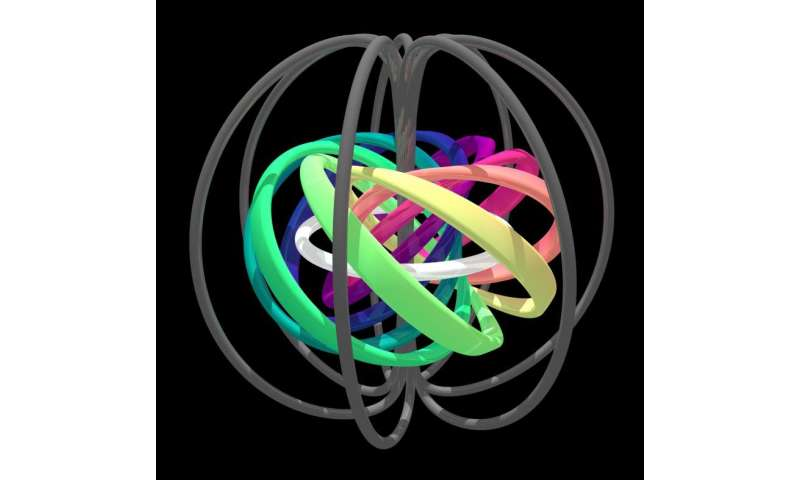 Quantum knots are real!
