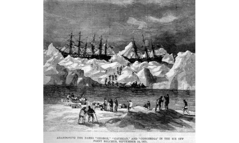 Remains of lost 1800s whaling fleet discovered off Alaska's Arctic coast