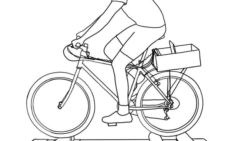 The mysterious biomechanics of riding – and balancing – a bicycle
