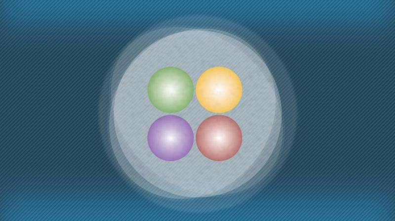 Scientists discover new subatomic particle