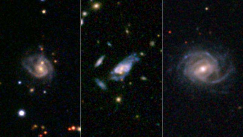 Astronomers Discover Colossal 'Super Spiral' Galaxies