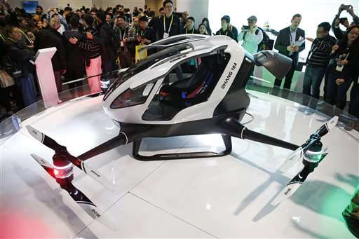 From the high-flying to the practical: CES 2016 in brief