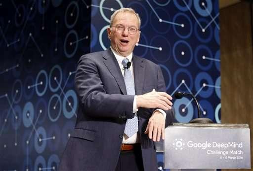 Google AI Beats Human World Go Champ