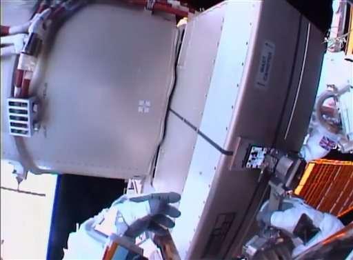 Spacewalk aborted after water leaks into astronaut's helmet (Update 5)