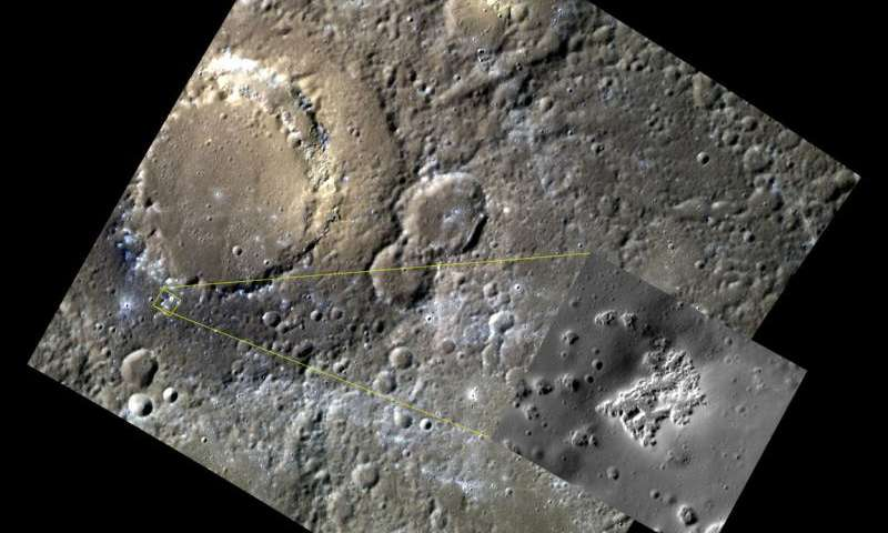 The more we learn about Mercury, the weirder it seems