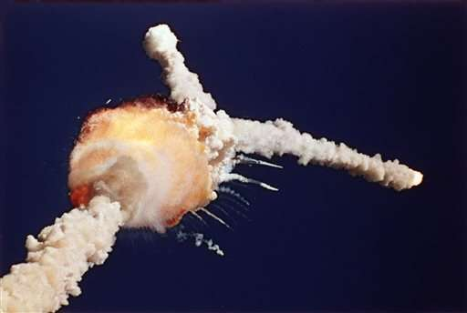 30 years since Challenger: New voice at astronauts' memorial