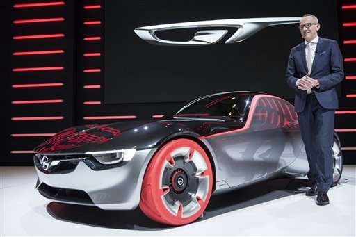 In face of uncertainty, carmakers bet on SUVs, new tech
