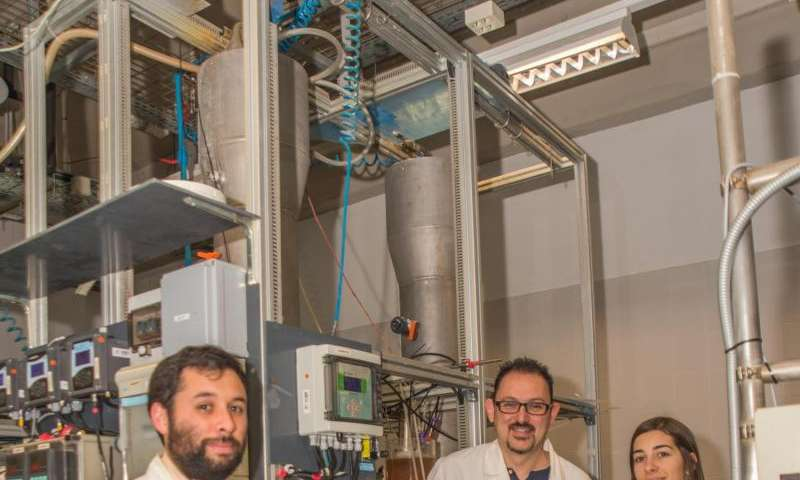Researchers to develop an urban wastewater treatment plant that can generate energy