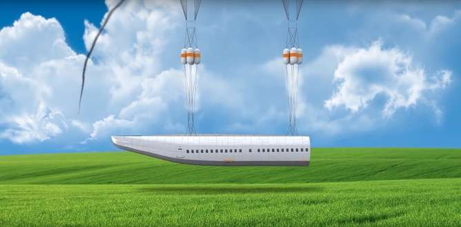 Why a detachable cabin probably won't save your life in a plane crash